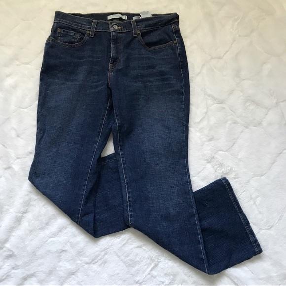 Levi's Denim - Levi's Boot Cut 515 Jeans 8 Short